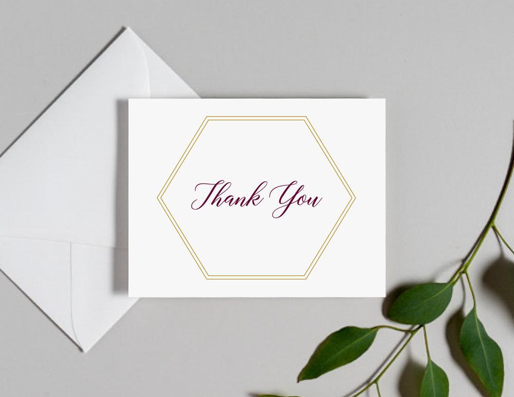 Elegant Burgundy Floral Thank You Cards by Just Jurf-01.png