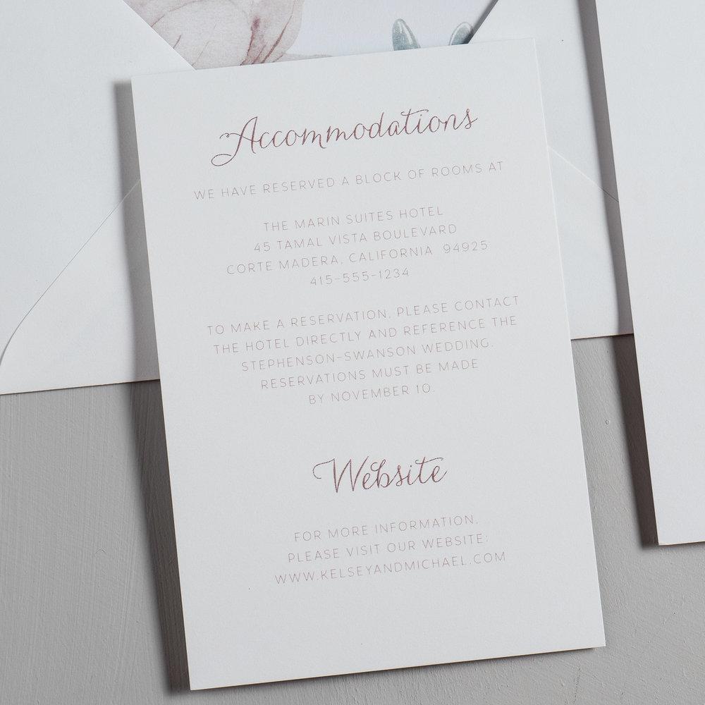 Pink Magnolia Floral Wedding Invitations by Just Jurf-3.jpg