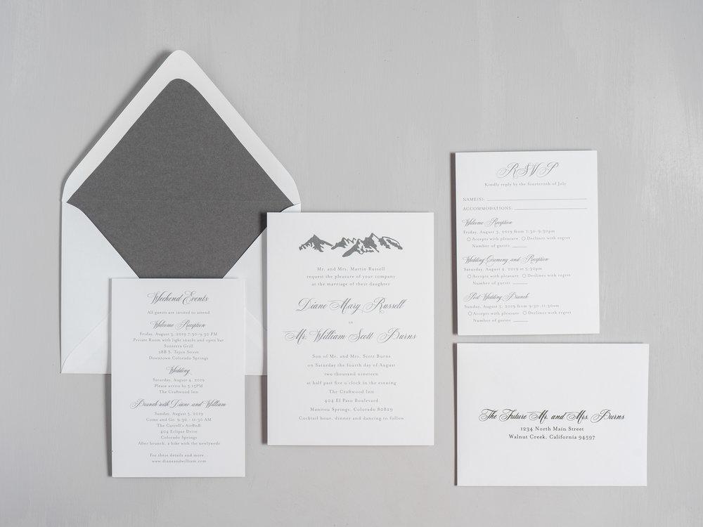 Classic Mountain Wedding Invitations by Just Jurf-1.jpg