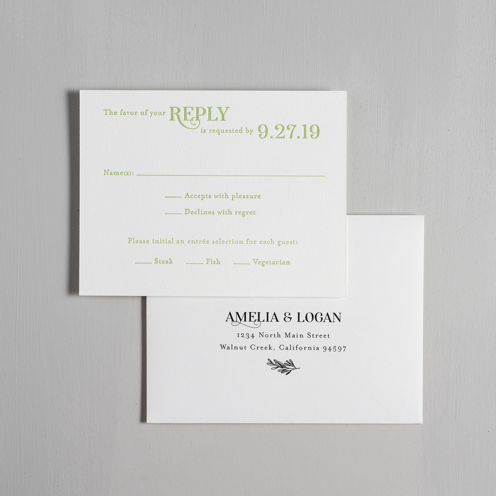 Olive Green Leaf Letterpress Wedding Invitations by Just Jurf-6.jpg
