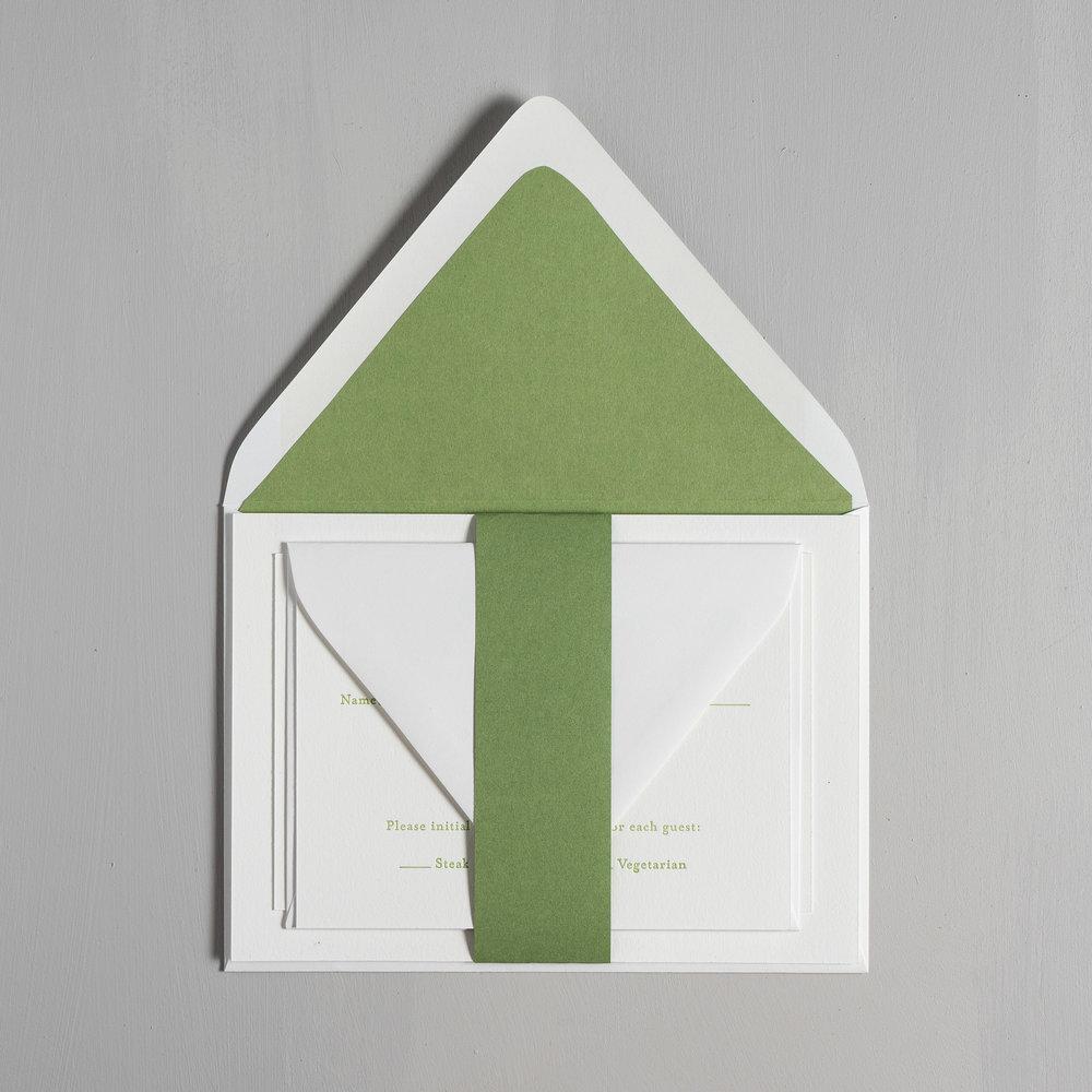 Olive Green Leaf Letterpress Wedding Invitations by Just Jurf-10.jpg