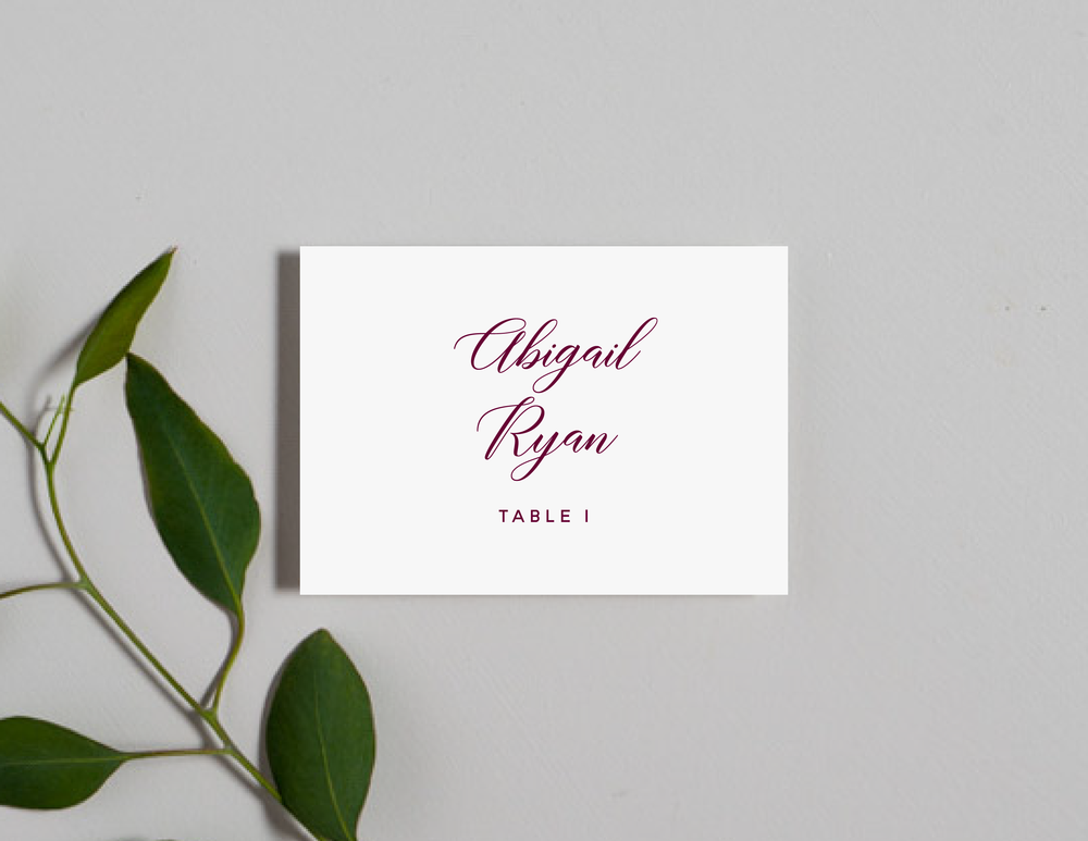 Elegant Burgundy Floral Place Cards by Just Jurf-01.png