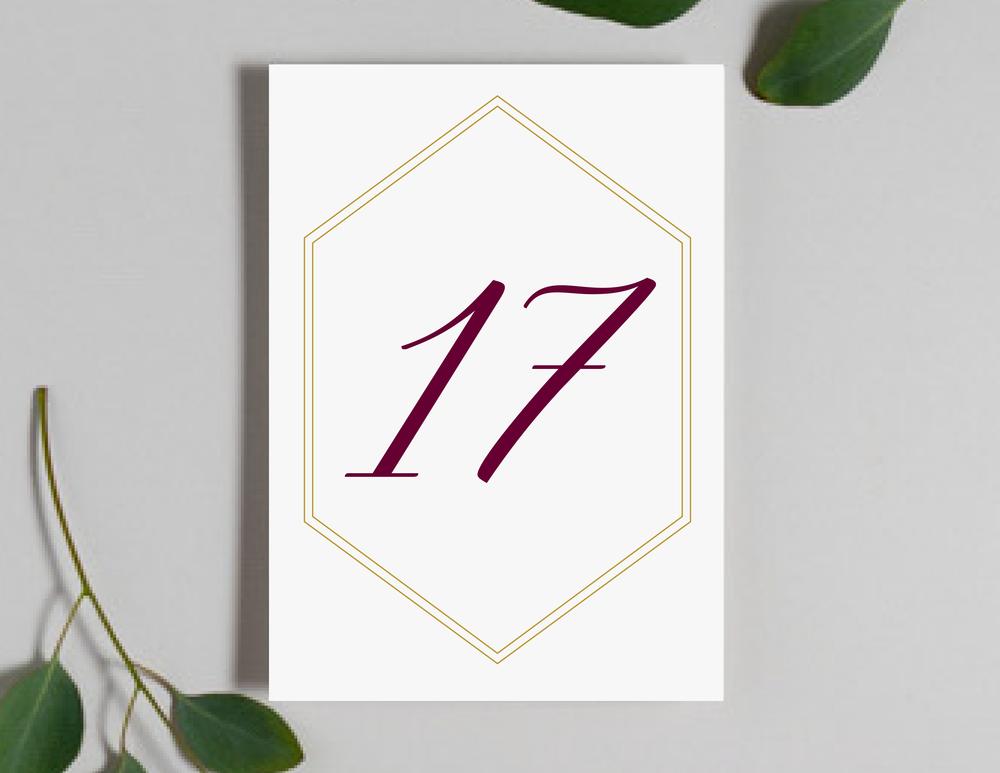 Elegant Burgundy Floral Table Numbers by Just Jurf-01.png