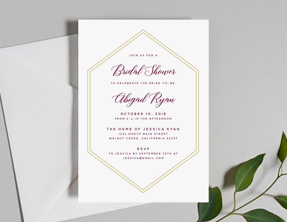 Elegant Burgundy Floral Shower Invitation by Just Jurf-01.png
