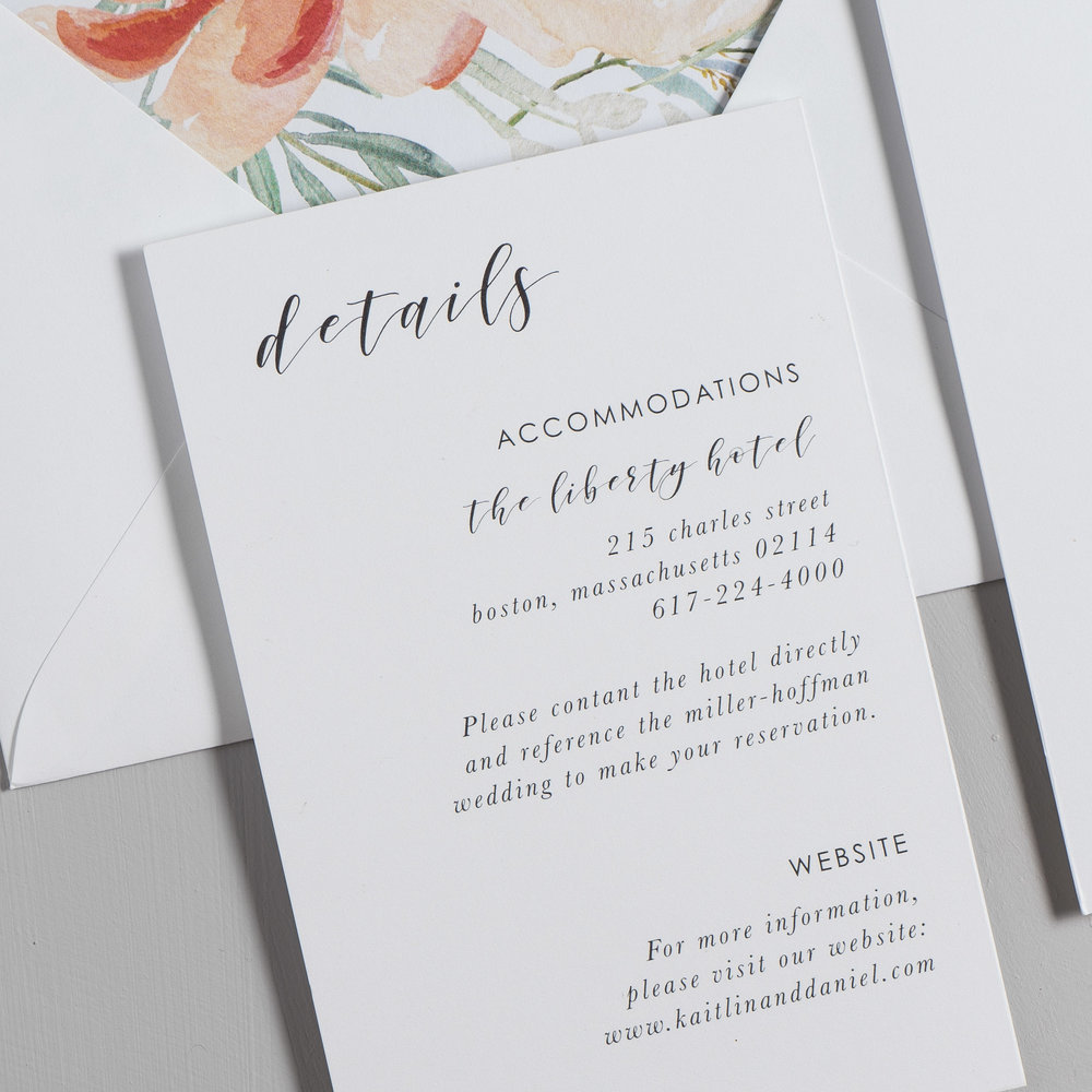 Simple Modern Script V2 Wedding Invitations by Just Jurf-3.jpg