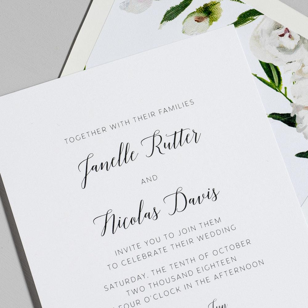 Simple Script V2 Wedding Invitations by Just Jurf-8.jpg