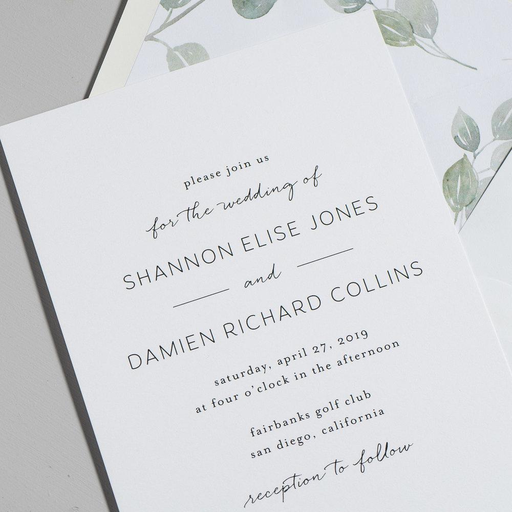 Eucalyptus Minimalist V2 Wedding Invitations by Just Jurf-8.jpg