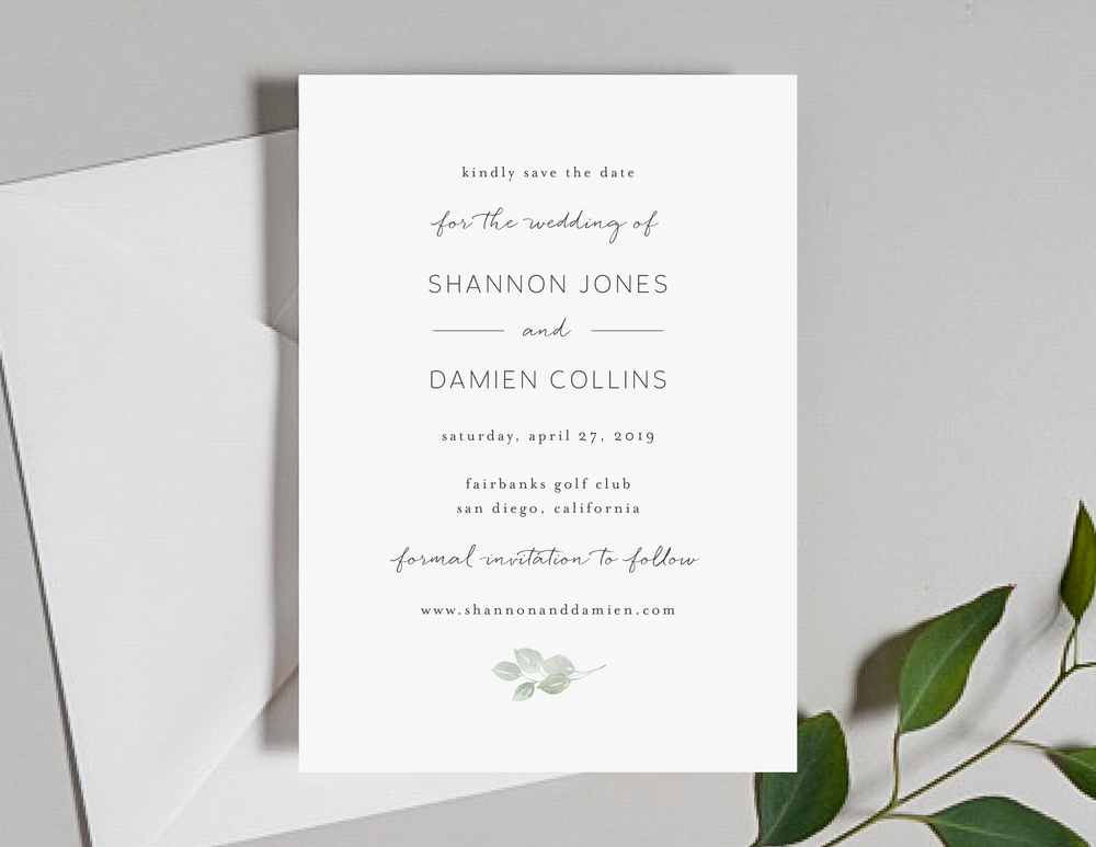 Eucalyptus Minimalist V2 Save the Dates by Just Jurf-01.png