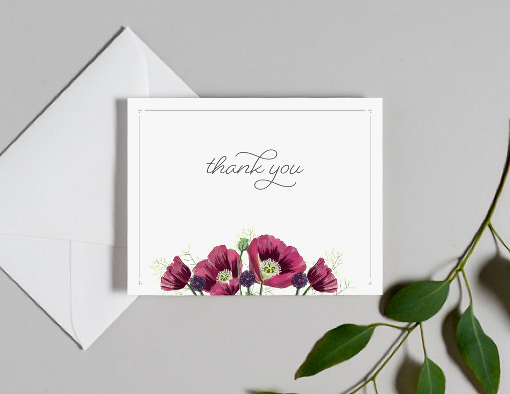 Burgundy Floral Thank You Cards by Just Jurf-01.png