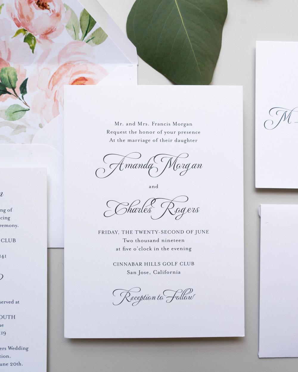 *Pink Watercolor Floral Wedding Invitation by Just Jurf-5.jpg