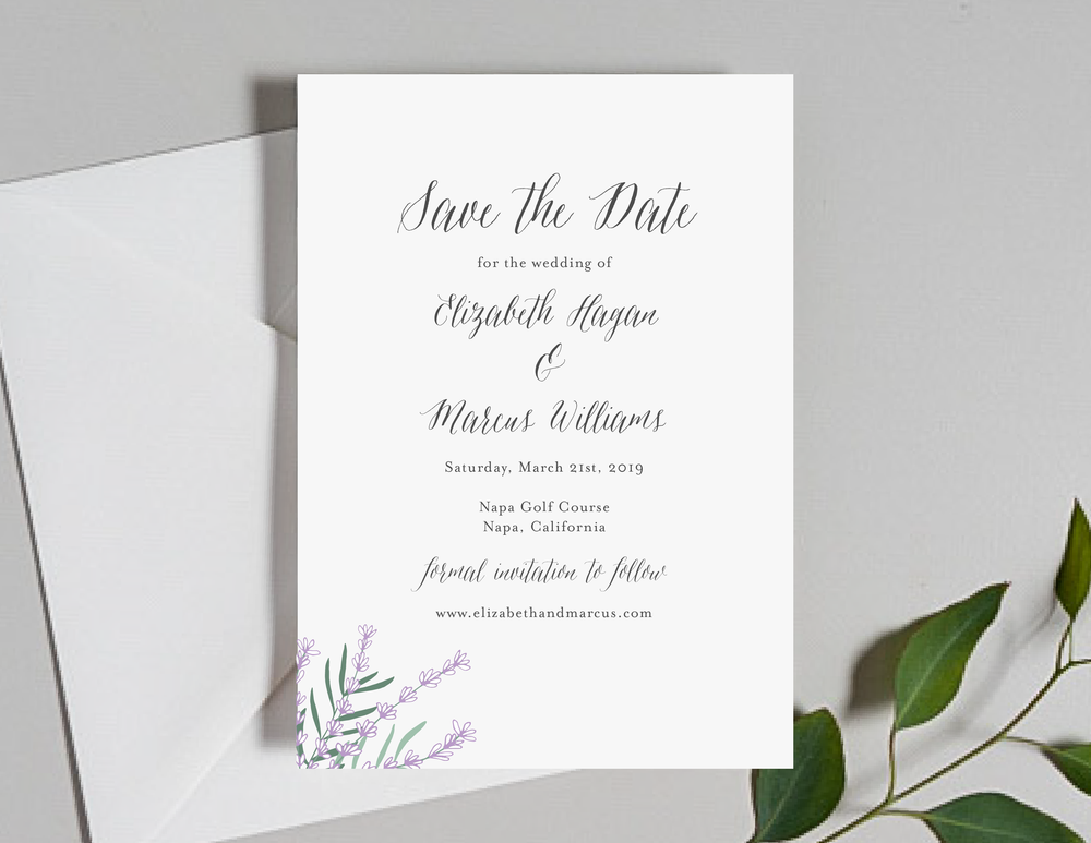 Lavender Floral Save the Dates by Just Jurf-01.png