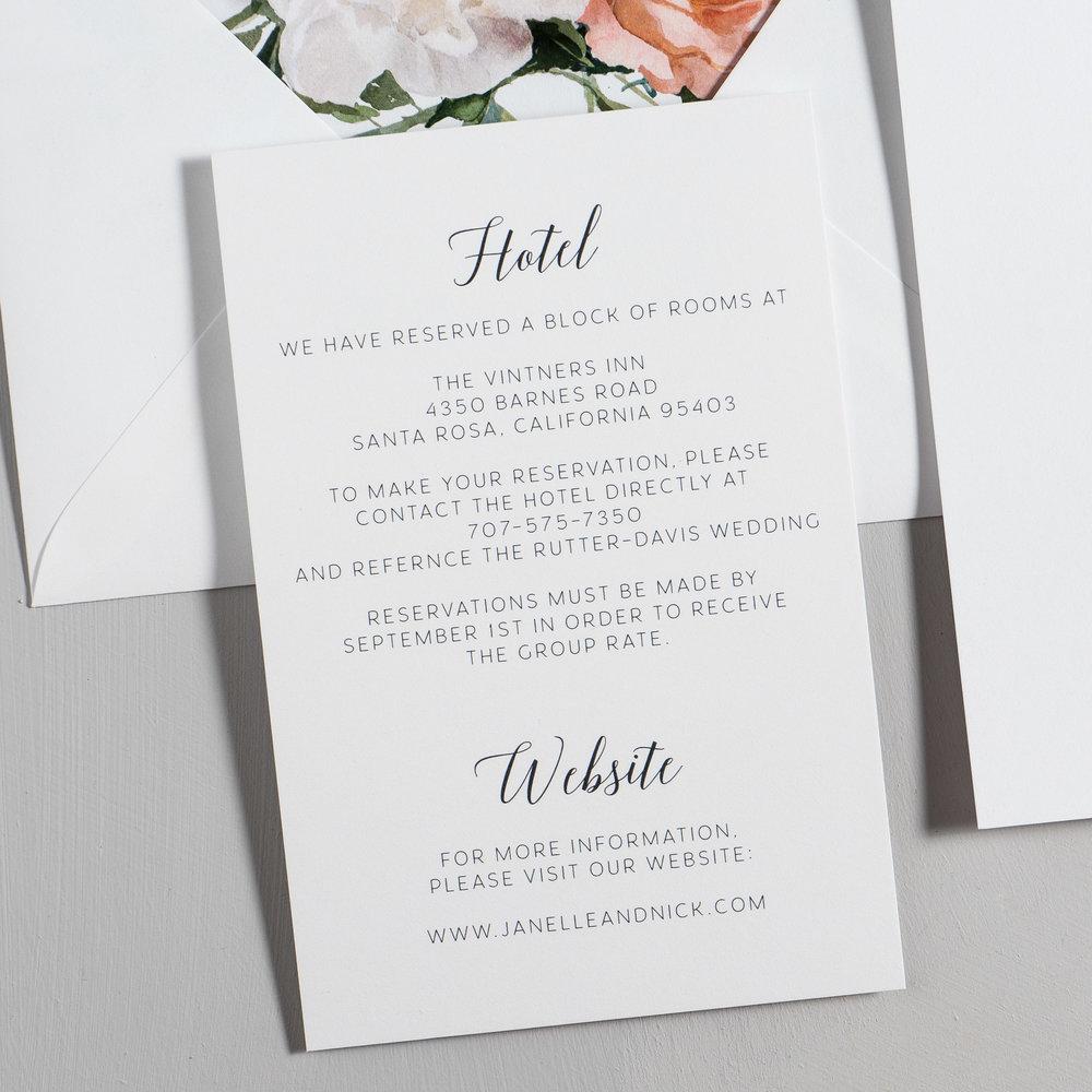 Simple Script Wedding Invitations by Just Jurf-3.jpg