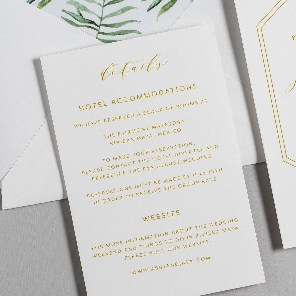 Hexagon Tropical Wedding Invitations by Just Jurf-3.jpg