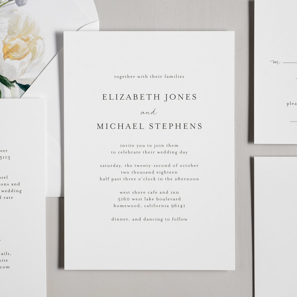 Botanical Minimalist Wedding Invitations by Just Jurf-2.jpg
