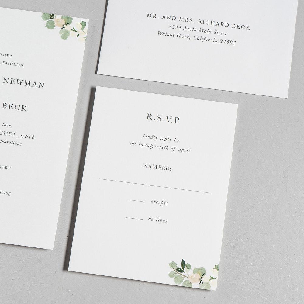 Elegant Blush Floral Wedding Invitations by Just Jurf-4b.jpg