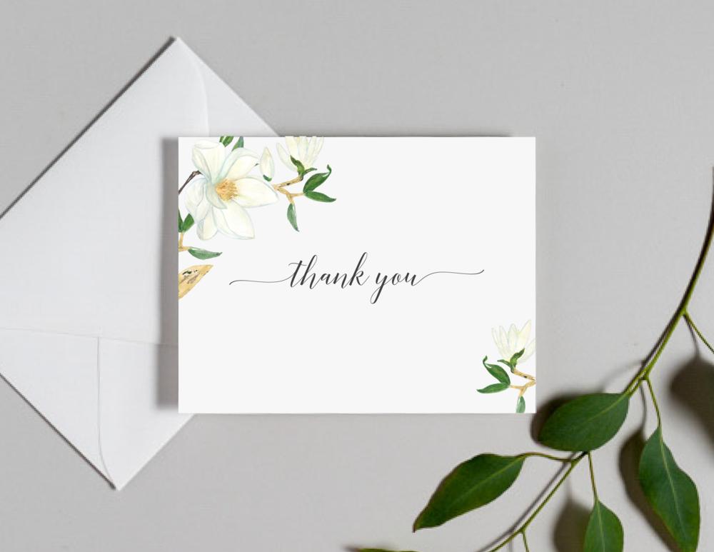 Magnolia Romance Thank You Cards by Just Jurf-01.png