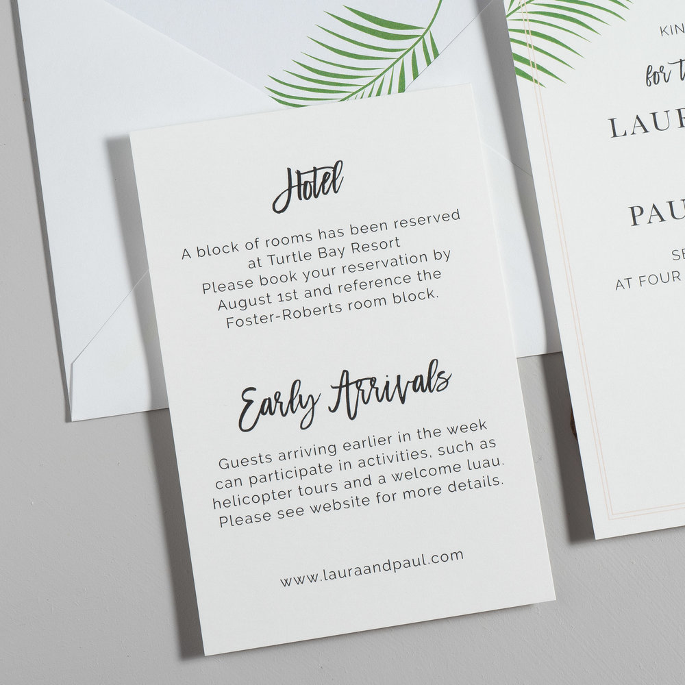 Soft Tropical Palm Leaf Wedding Invitations by Just Jurf-3.jpg