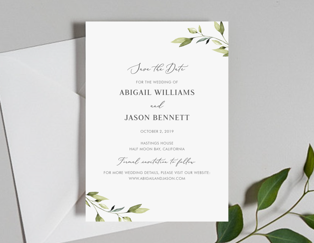 Romantic Greenery Save the Dates by Just Jurf-01.png