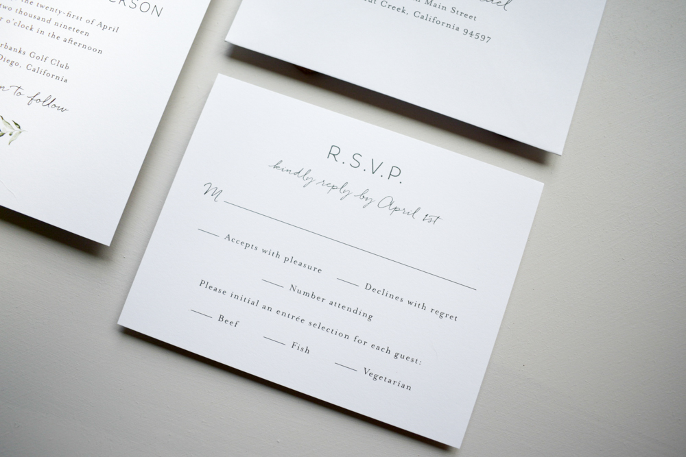 Greenery Minimalist V2 Wedding Invitation Suite by Just Jurf-4.jpg
