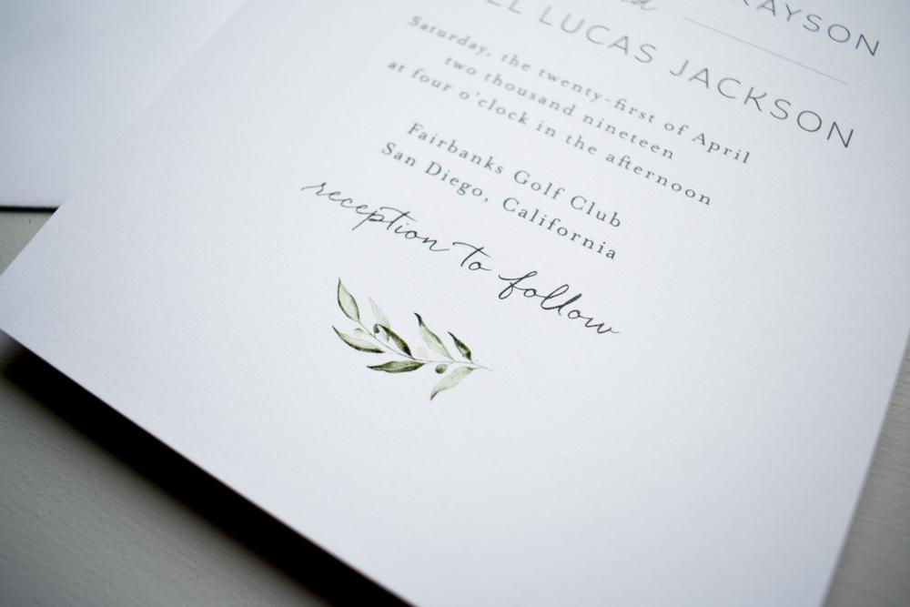 Greenery Minimalist V2 Wedding Invitation Suite by Just Jurf-6.jpg