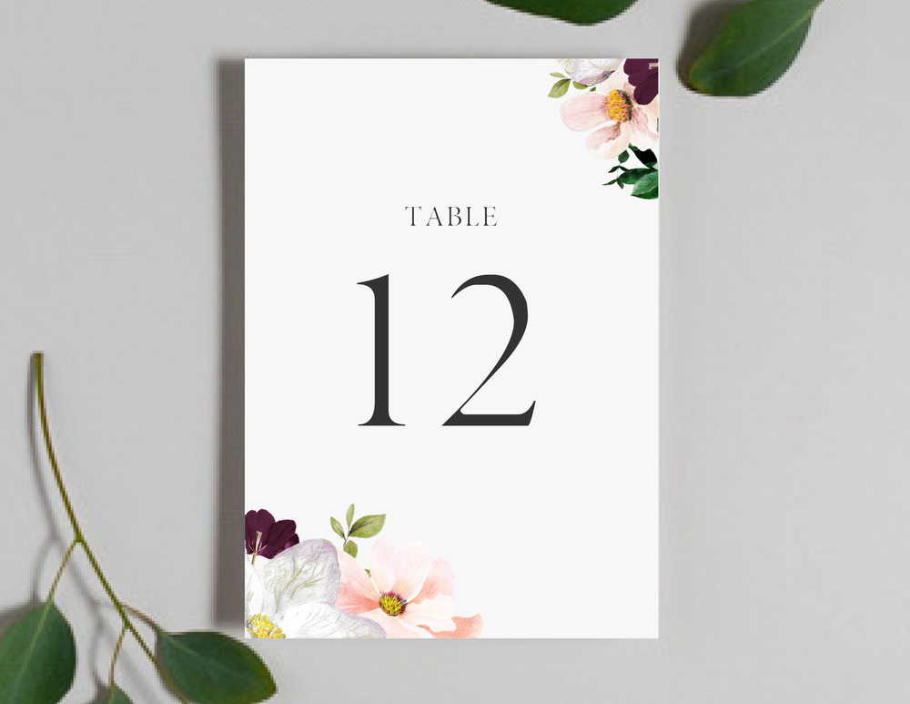 Garden Floral Table Numbers by Just Jurf-01.png