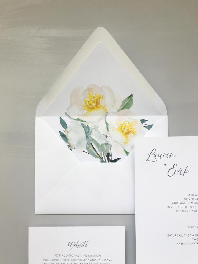 Asymmetrical Floral Wedding Invitation by Just Jurf-4.jpg