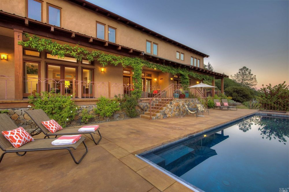 2491 Spring Mountain Road, St. Helena