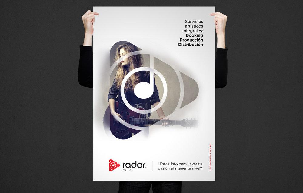 Afiche corporativo