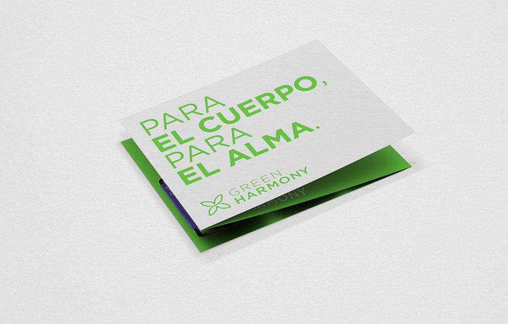 Brochure de producto