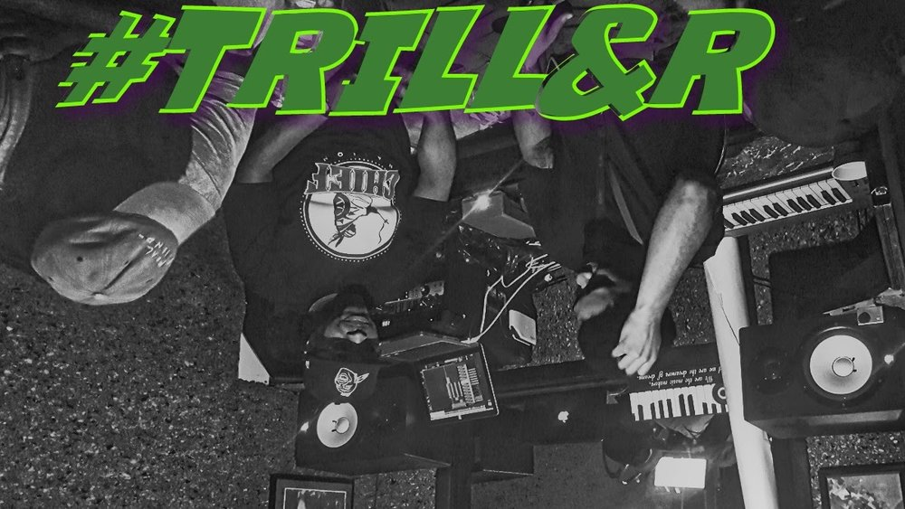 JOIN THE #TRILL&R  - SUBSCRIBE