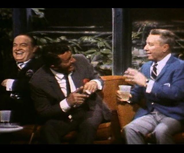 """One of the classic moments from the Tonight Show with Johnny Carson when George Gobel came on after Bob Hope and Dean Martin and just killed. His opening comment to Johnny was """"Johnny, I'm really glad to be here, and I'm gonna tell ya, without me your show tonight would've been nothin'!"""" It only gets better from there... #georgegobel #tonightshow #johnnycarson #comedy #documentary #funnyyouneverknew #bobhope #deanmartin"""