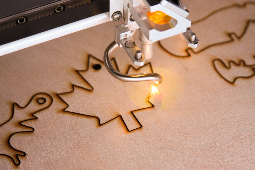 Laser Cutter Rental
