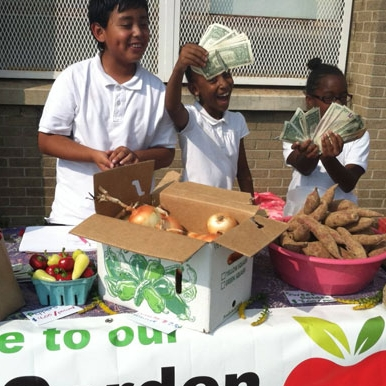 From DC to Denver: School gardens growing next generation of leaders, elevation dc