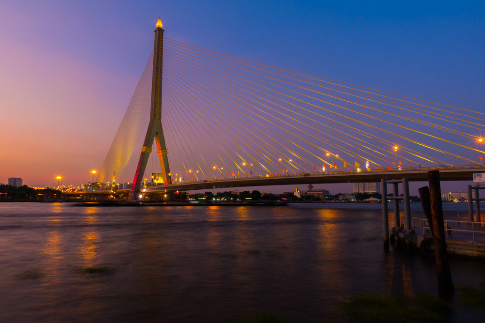 Rama 8 Bridge Sunset.jpg