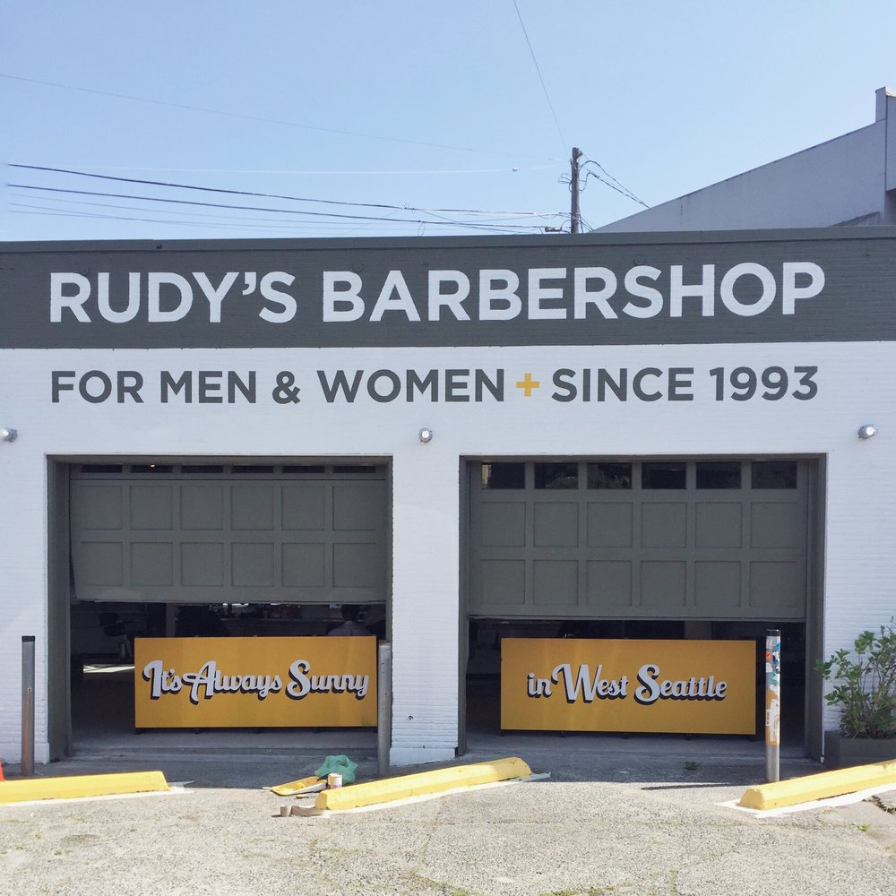 RUDYS - WEST SEATTLE