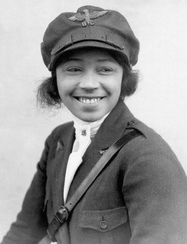 Pilot, Activist, Inspiration - Flying across America and halfway around the world at a time when the concept of anything heavier than air being able to lift off would make most people a little apprehensive, but Bessie Coleman scoffed at all adversity, prejudice, and fear itself.