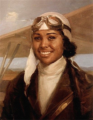 Why She Matters - Even during her time, Bessie Coleman was seen as an inspiration for girls that aspired to be pilots in a world that continued to insist that their place was in the home. However, Coleman's achievements were especially important to African Americans and Native Americans. Coleman's return from France took place just after the Tulsa race riots, when white pilots flew over the city and dropped bombs on the African American population. Her entire life was played out against a background of extreme racism and sexism that often resulted in acts of horrendous violence. She was a pioneer during her time both of aviation and of activism and she deserves a place in the annals of history alongside Charles Lindbergh and Amelia Earhart.