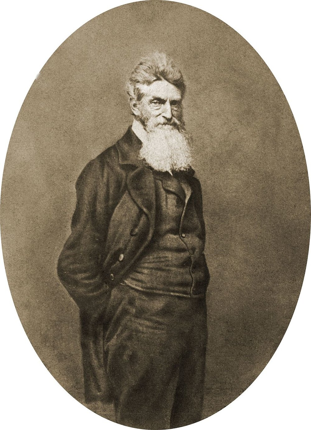 """- In his report, Lee wrote that Brown was without a doubt a """"madman."""" Yet, for a madman, Brown had been able to raise a tremendous amount of funds to finance his war against America's greatest evil, even when figures like Harriet Tubman and Frederick Douglass remained uncommitted to his plans. As Brown was being restrained so that he could be taken to jail, a marine uncovered a note that provided insight into the financial machinery that moved Brown to attack. The note read, """"When the first blow is struck, there will be more money to help."""" The person who wrote this letter had provided $30,000, most of the funds that John Brown needed to finance his raid - nearly $900,000 today. At the time, Brown's captors believed that the note was written by a wealthy Northerner. It would take nearly half a century for the nation to learn that the letter and money actually came from an African American woman."""