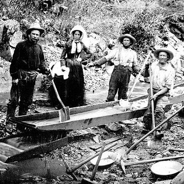 - In 1848, Gold Rush fever swept across the nation. Everyone, even people of color, moved West to seek their fortunes. Most ended up with less than what they had when they arrived. California was booming with new wealth, industry, and a flood of new people, and as usually happens in the wake of an influx of new bodies, lawlessness and depravity followed closely behind. San Francisco in particular was a hotbed of crime with an average of five murders every six days and six men to every woman, not the kind of place suitable for a person with delicate sentimentalities. Only the bravest and boldest would survive there, but ultimately it was was the clever and the lucky that would succeed.