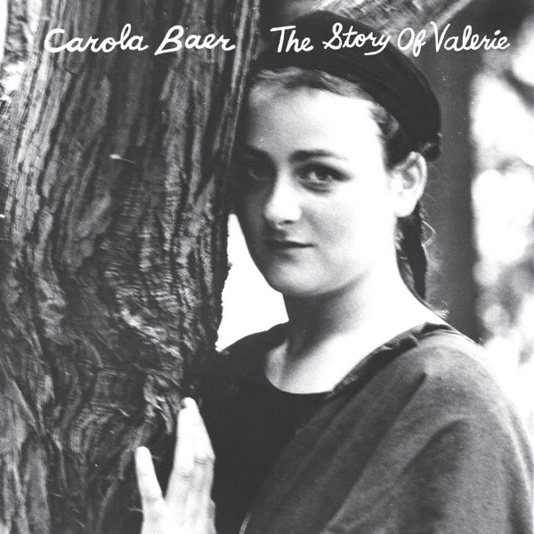 "Carola Baer ""The Story of Valerie"" LP"