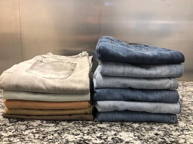 Wash & Fold Service -