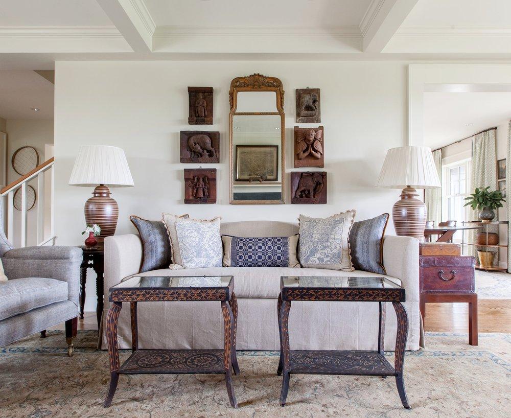 new england interior design & New Hampshire-CAMERON STEWART