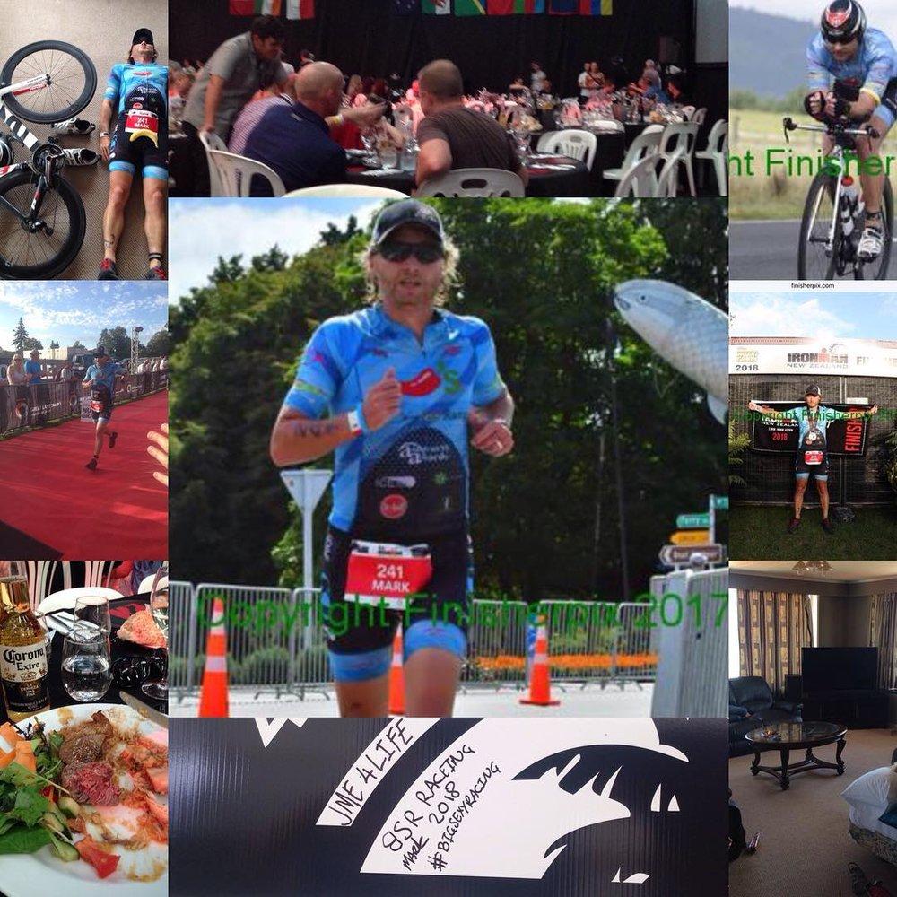Mark's Race Weekend