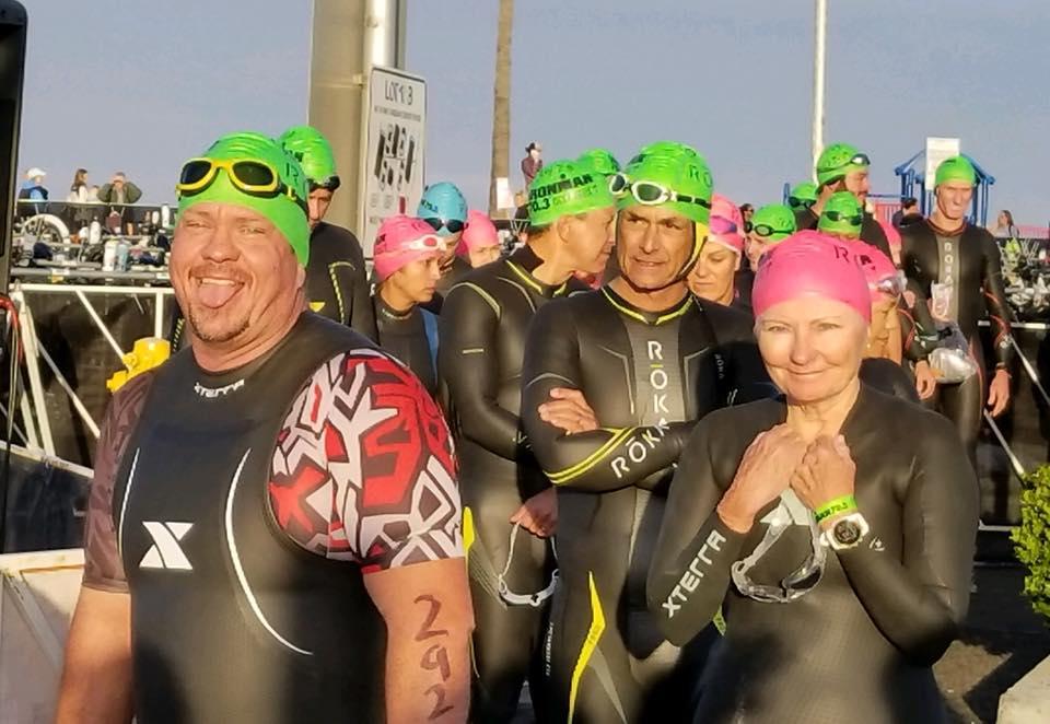 Coach_Terry_Wilson_Jarret_Wyatt_Ironman_70.3_Oceanside_Pre_Swim.jpg