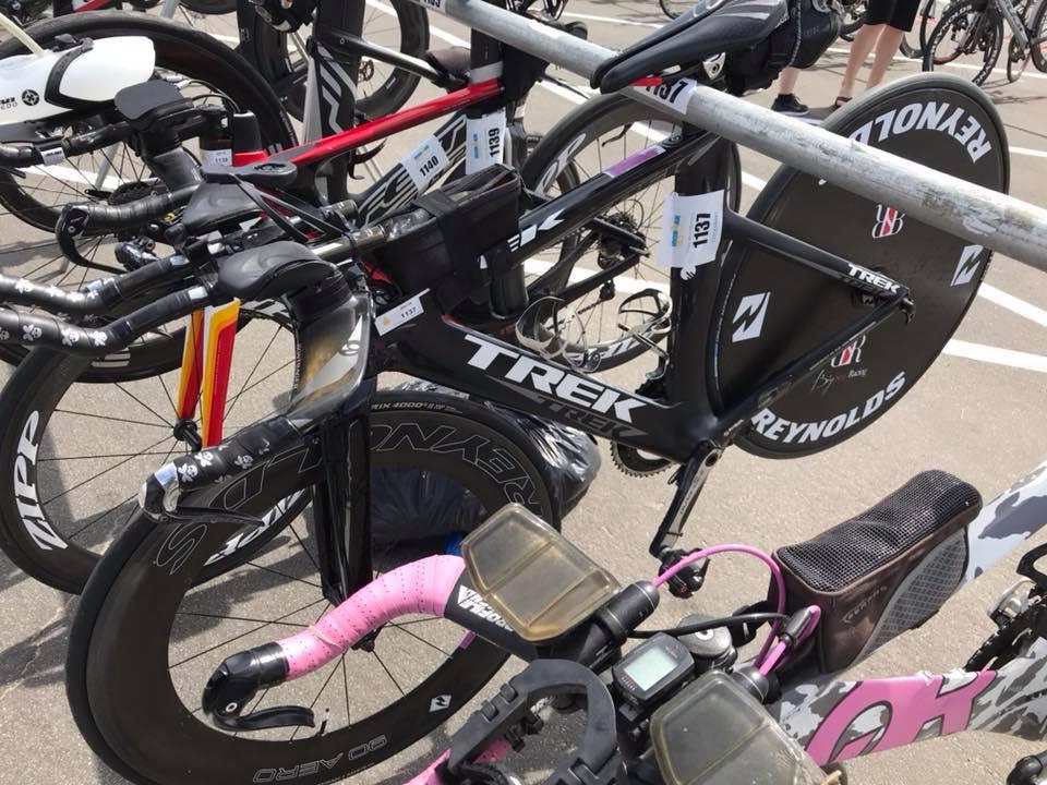Bike in Transition