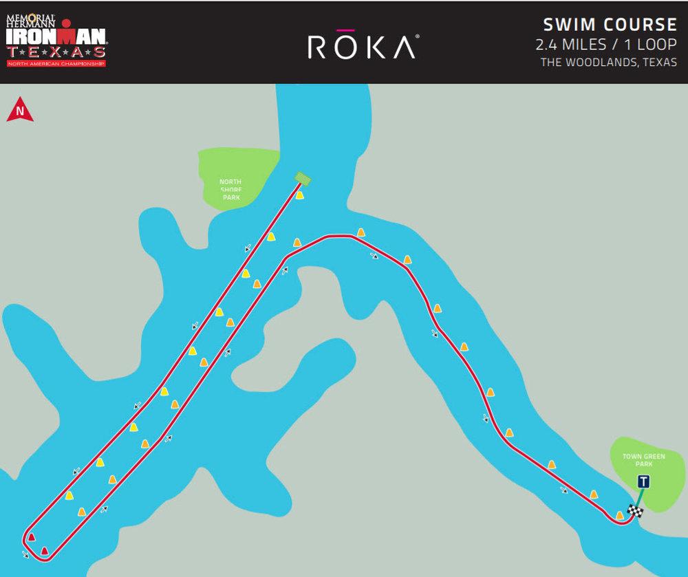 Swim Course, taken from: http://www.ironman.com/triathlon/events/americas/ironman/texas/course.aspx#axzz5Eh23ReT4