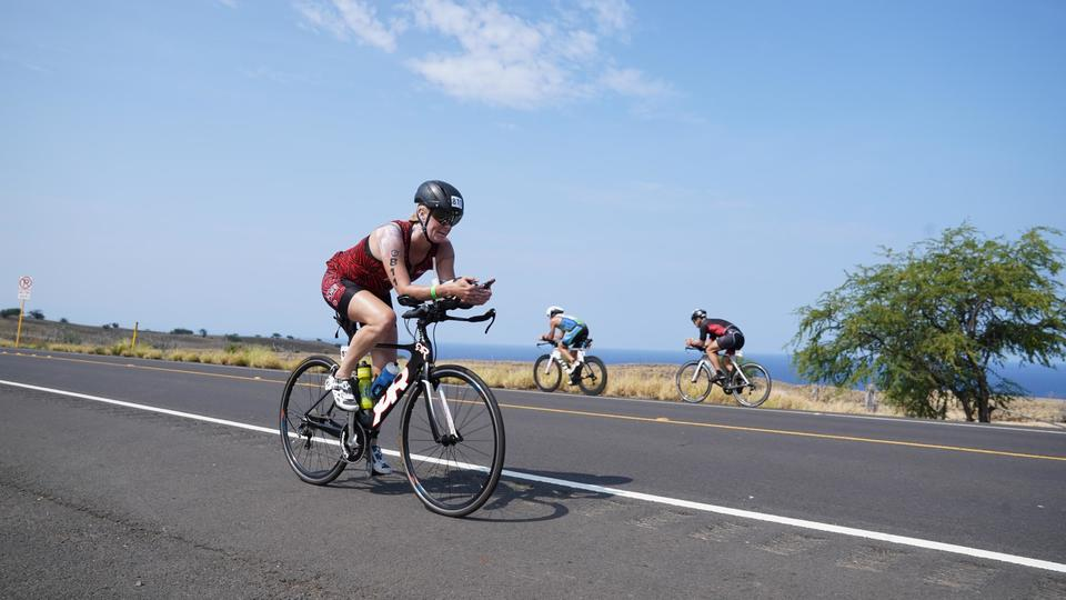 Ironman 70.3 Hawaii