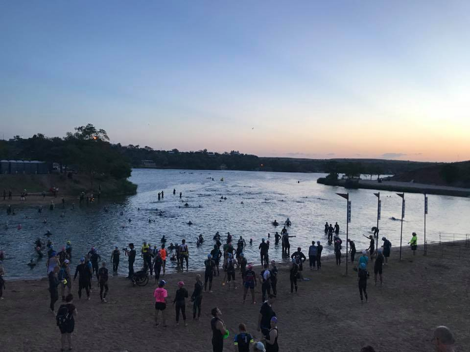 Coach_Terry_Wilson_Pursuit_of_The_Perfect_Race_IRONMAN_Buffalo_Springs_Lake_70.3_Elizabeth_James_Swim_Start.jpg