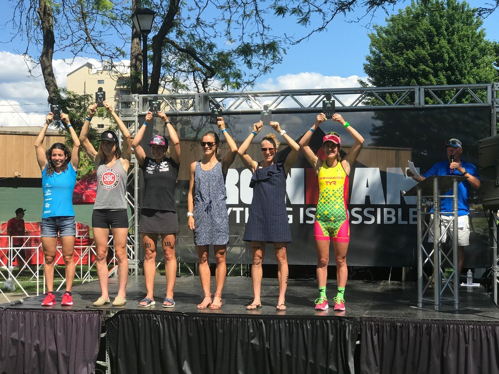 Coach_Terry_Wilson_Pursuit_of_The_Perfect_Race_IRONMAN_Cour_de_Alene_70.3_Overall_Winner_Haley_Chura_Smash_Fest_Queen_Podium.jpg