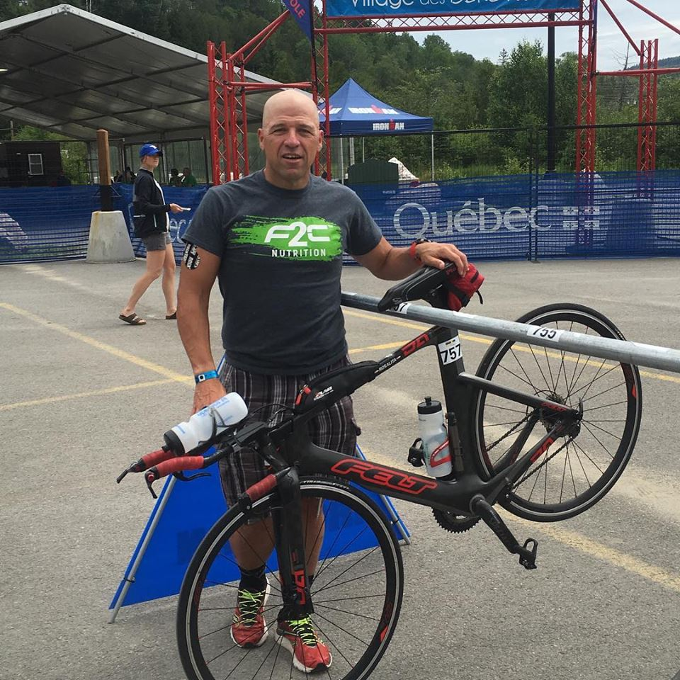 Coach_Terry_Wilson_Pursuit_of_The_Perfect_Race_IRONMAN_Mont_Tremblant_70.3_George_Cespedes_Bike_Check_in.jpg